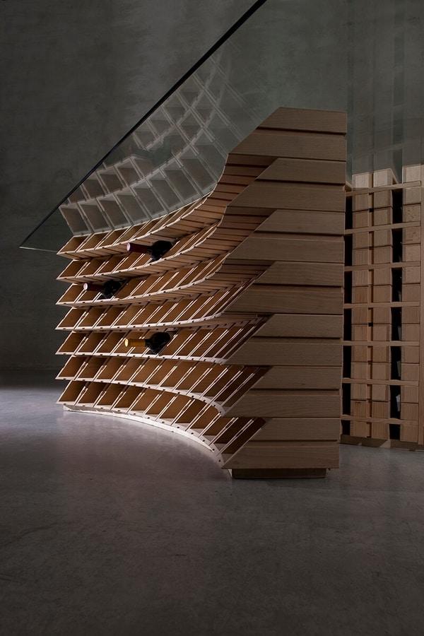 CI/STÀ, Modular wine cellars