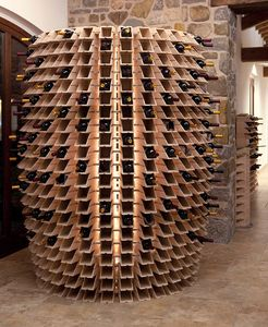 CI/ST�, Modular wine cellars