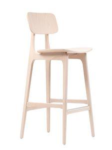 ART. 311-LE ROSE, Wooden stool