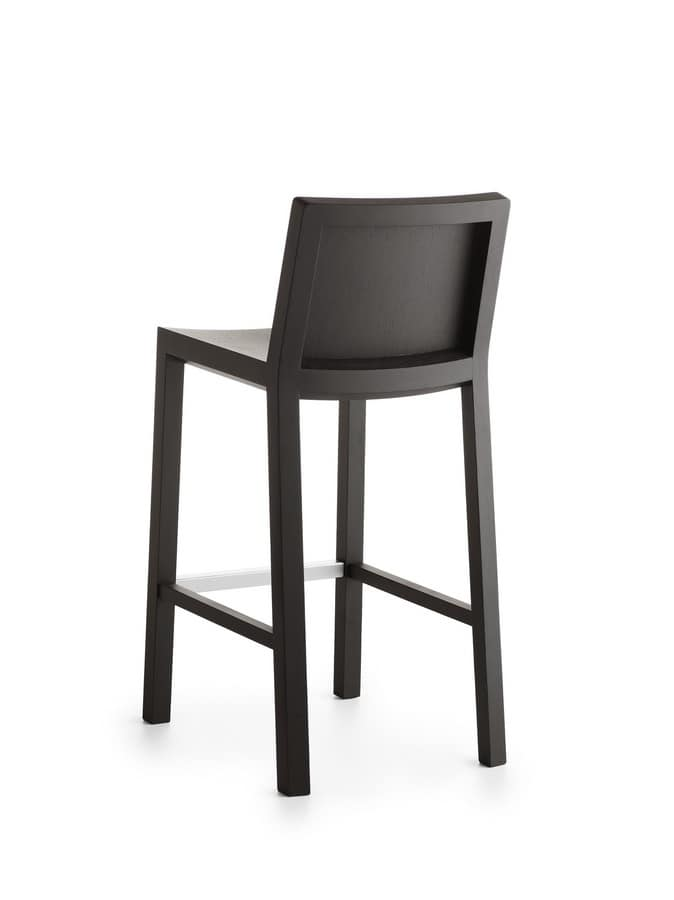 Bianca 65-82/VS, Solid wood stool