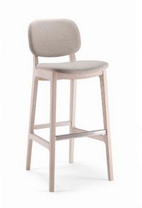 ER 440085, Barstool in ash wood