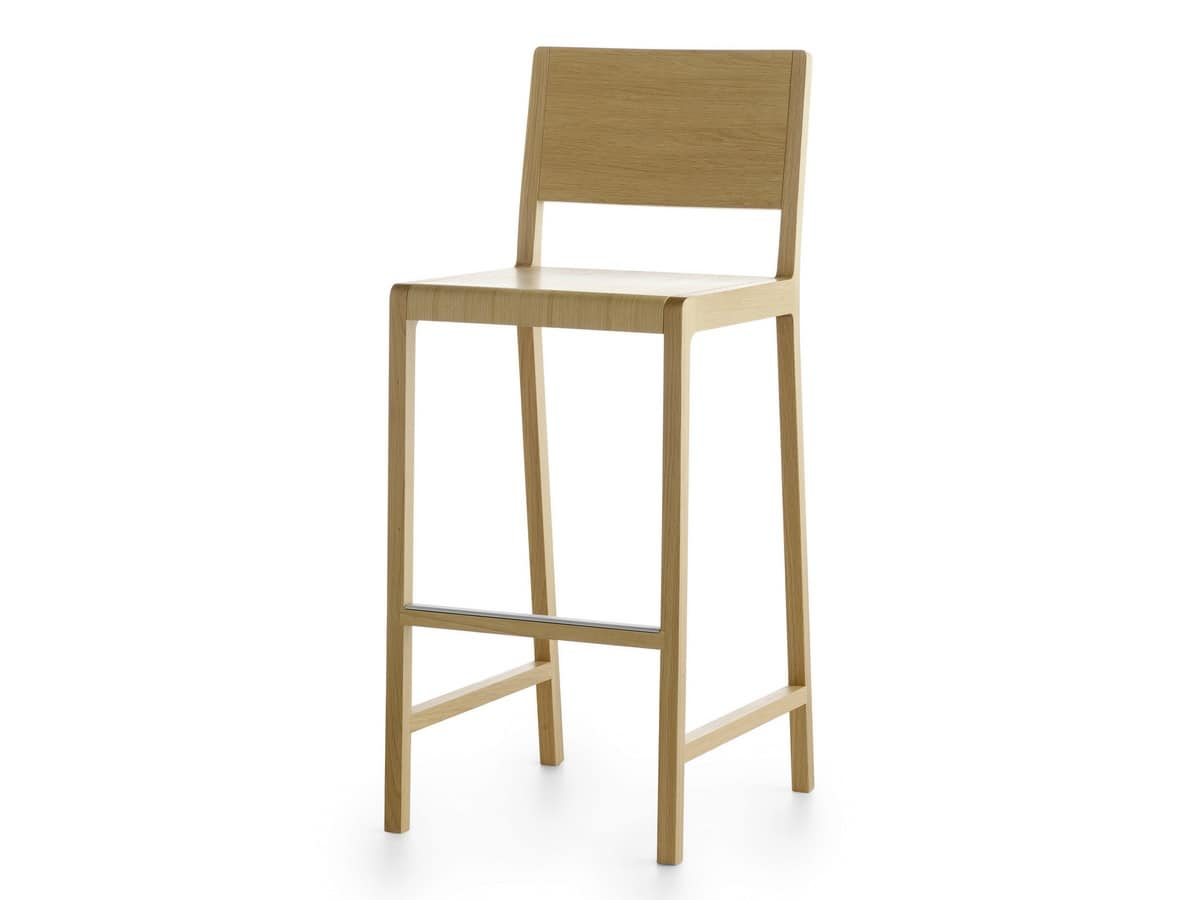 Esse 65-82/VS, Solid wood stool