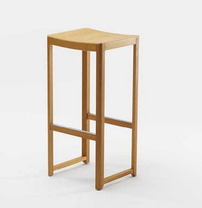 Seleri stool, Stool in wood without backrest