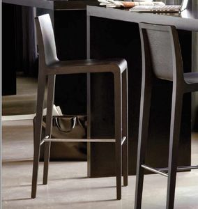 Young-SG, Elegant wooden barstool