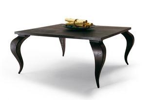 2120 Duong, Solid mahogany wood table