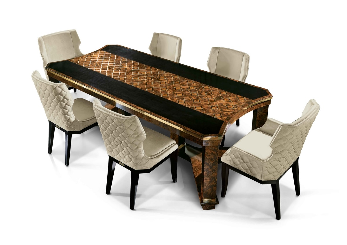 ART. 3247, Déco style dining table