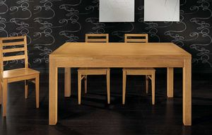 Art. 666, Wooden table for dining room