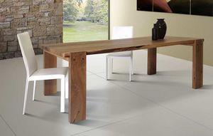Art. 676, Hand-planed table