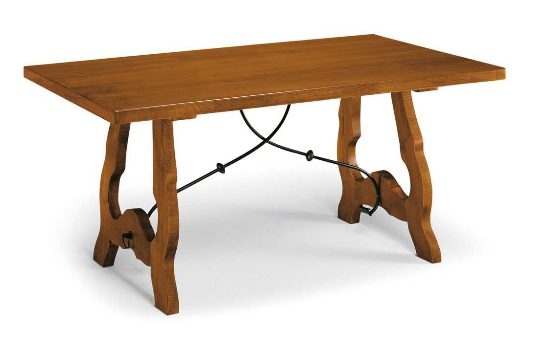 Art. 77, Traditional style wooden table