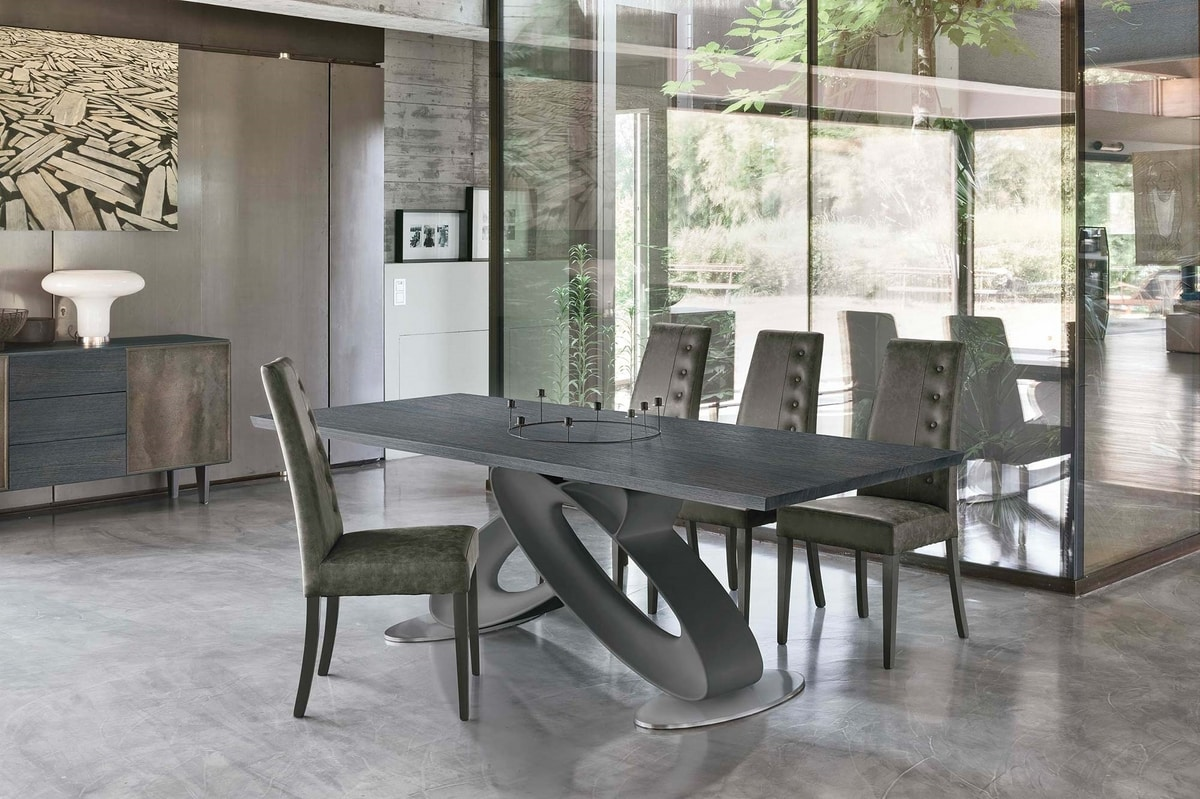 ECLIPSE 230 TP407, Table characterized by the polyurethane base