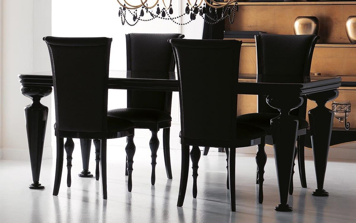 Orione Art. 205-CG, Contemporary luxury table