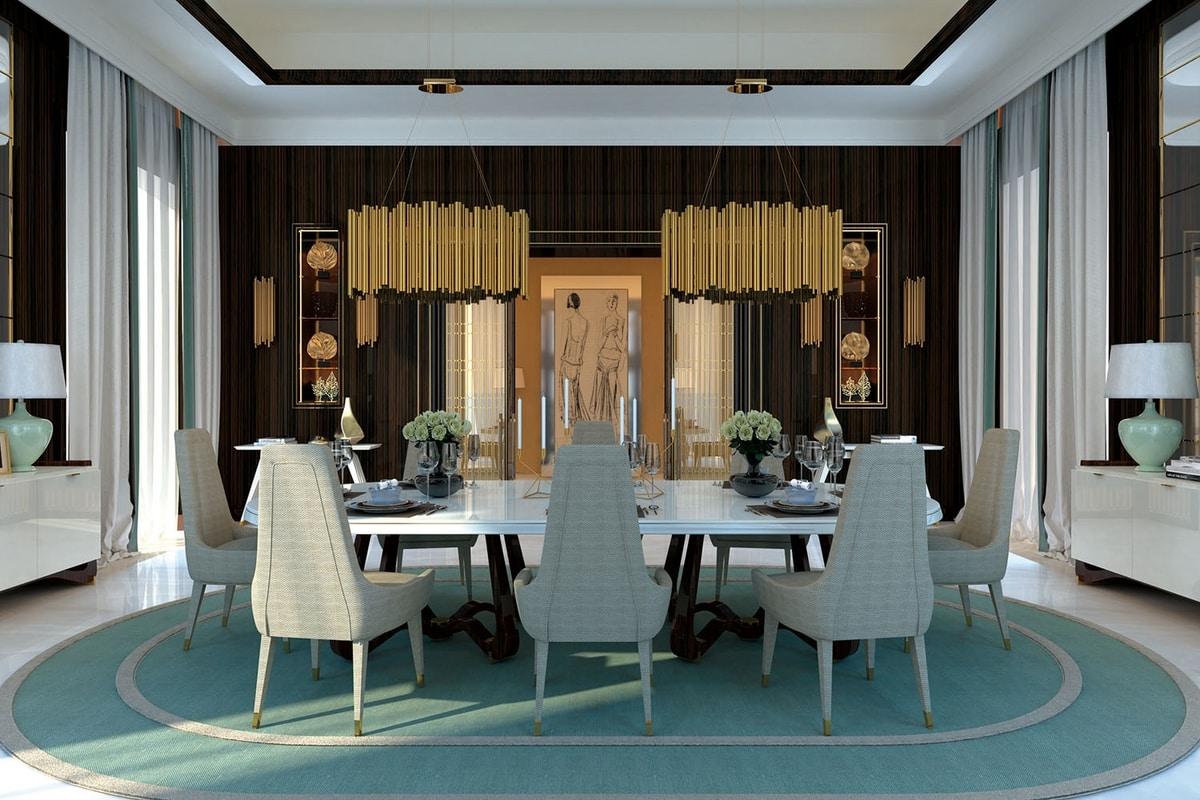 Wilde, Elegant dining table