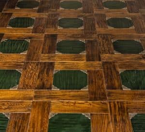 Art. 603, Parquet made of brushed aged oak