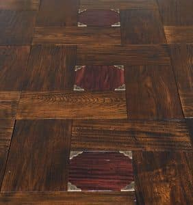 Art. 604, Parquet made of brushed aged oak