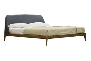 Bellagio 2807/F, Bed with upholstered headboard