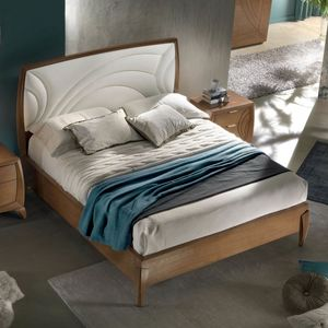 Luna LUNA5177-160, Curved bed with padding