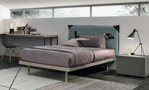 Tasca, Single bed with storage pockets