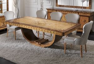 ART. 2934, Extendable table in d�co style