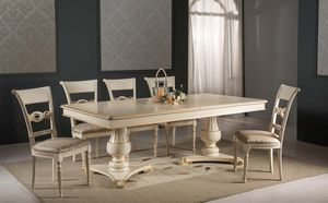 Art. 3732, Liberty style dining table
