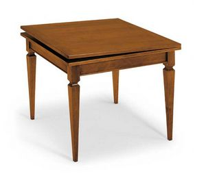 Art. 62, Table with folding openable top