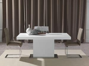 Art. 621 Domus, Extending table with column base