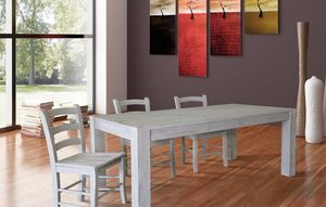 Art. 655, Extendable modern table