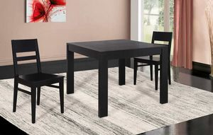 Art. 660, Extendable table with square top