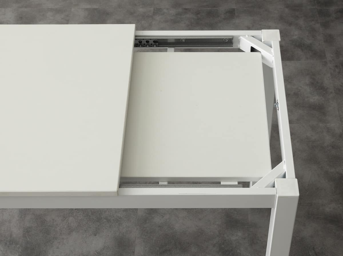 Art. 665 Micro Table, Extendable table of small dimensions