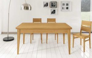 Art. 665, Table with contemporary design, with extensions