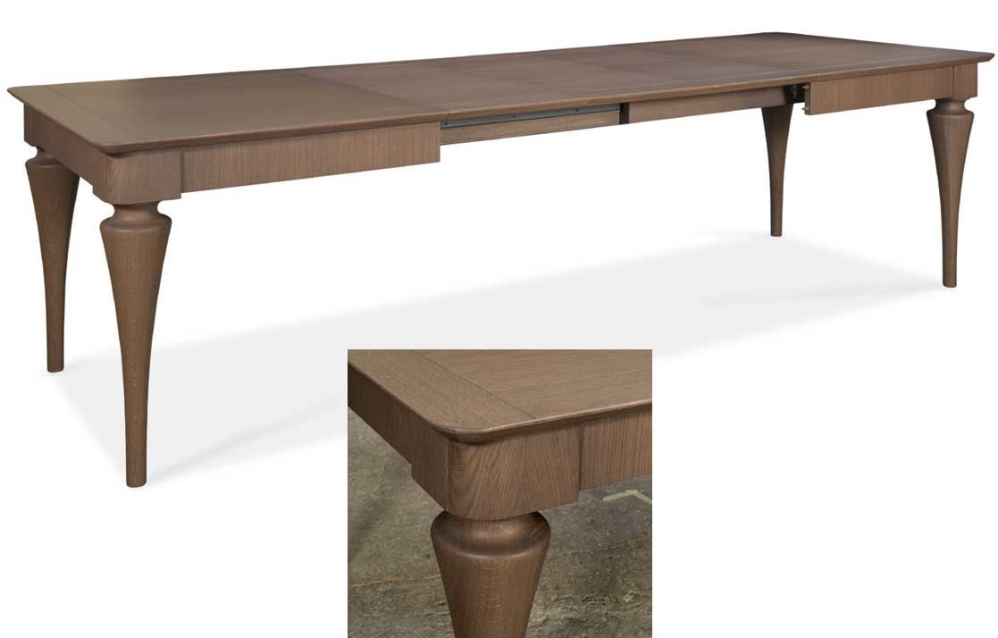 Art. 673, Dining table, with top extensions