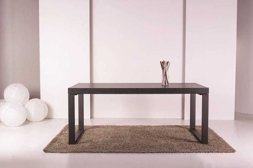 Rectangular Dining Table With Extensions Idfdesign
