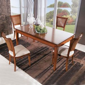 Giorgia GIORGIA3002, Dining table with extensions