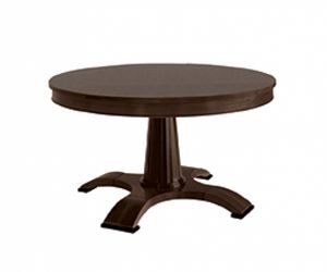 Heritage table round, Extensible round table
