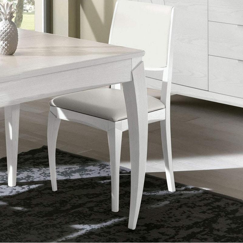 Luna LUNA5024, Square extendable table