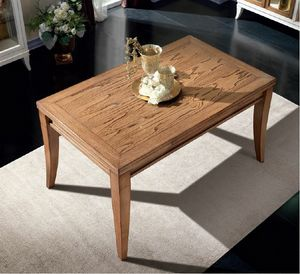 Moderno table, Wooden table with extensions