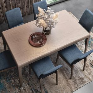 Nova NOVA1326T, Modern extendable wooden table