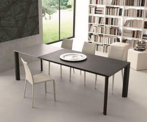 s69 riccardo, Extendable dining table