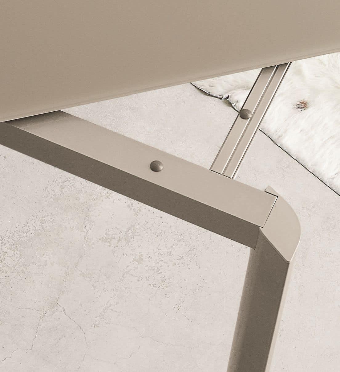 s69 riccardo, Extendable dining table
