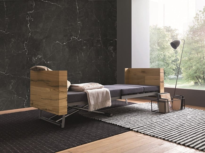 Tavo Coffee Table Convertible Into A Bed Or Dining