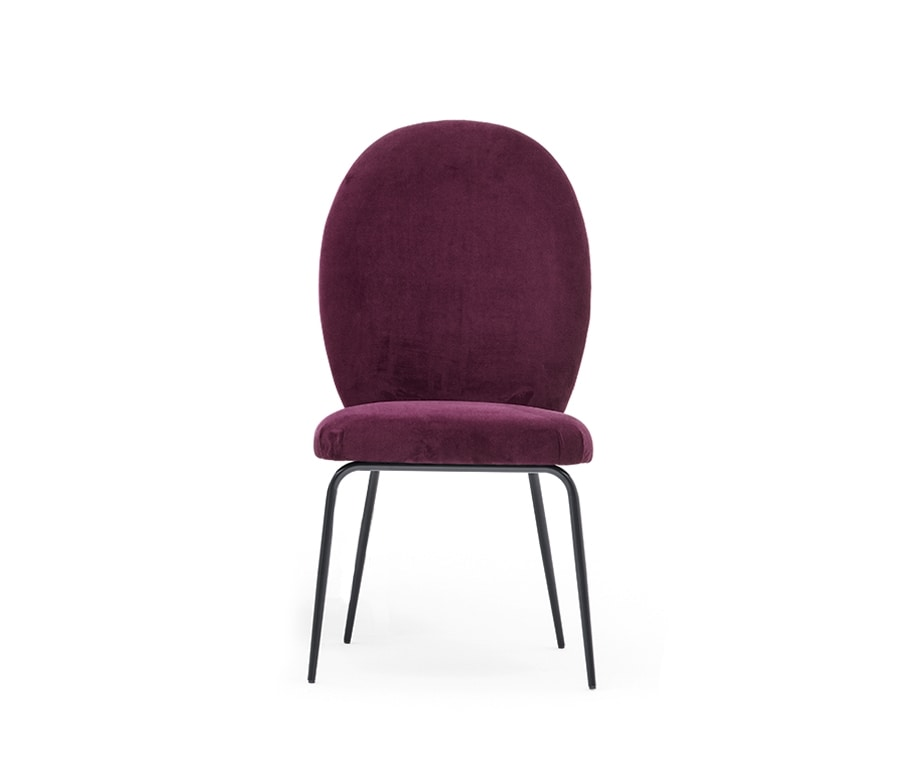 Diva 04615, Chair with high back