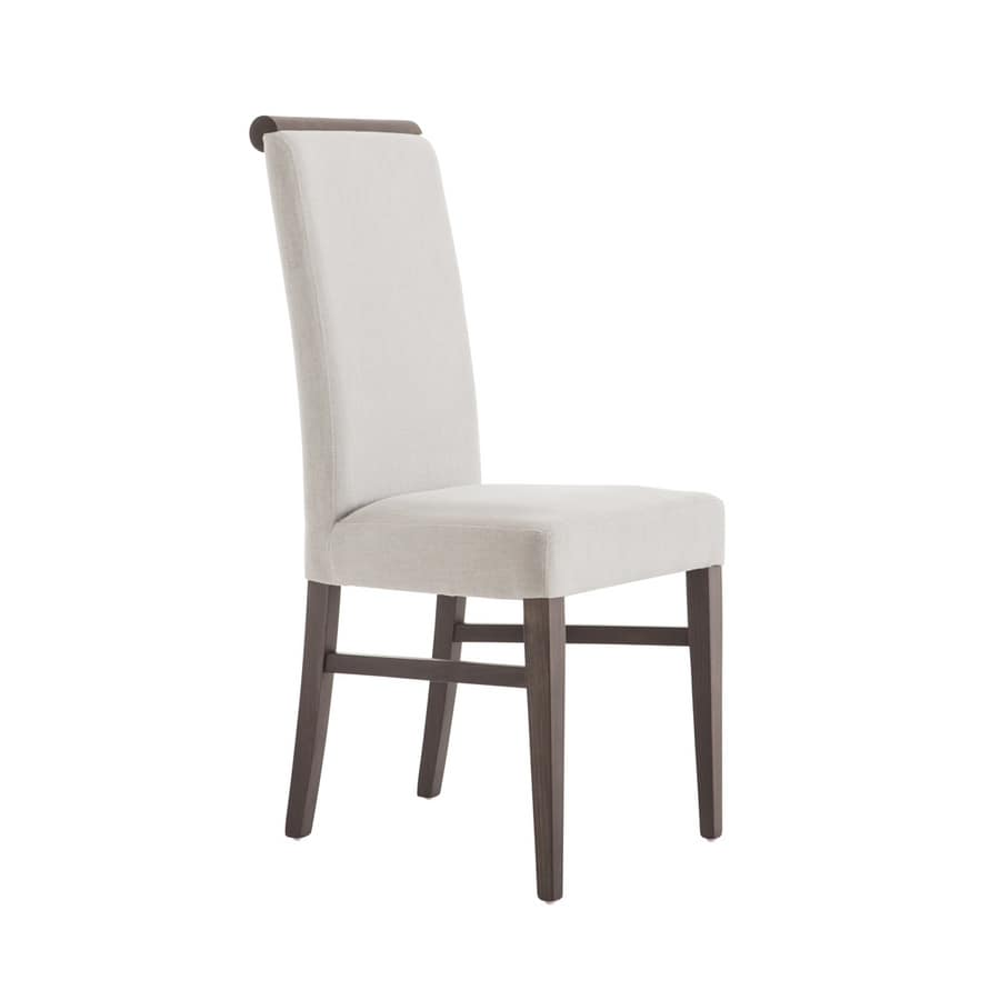 MP47OH, Chair with high backrest