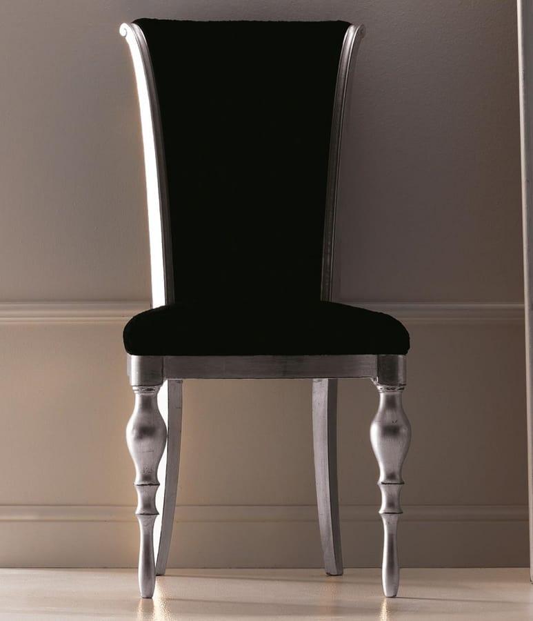 Zoe  Art. 284, Dining chair of great taste