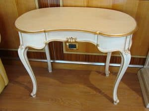 Art. 402, Writing desk in shape of bean, for classic bedrooms