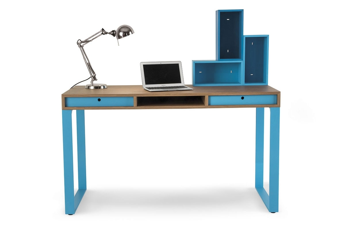 Easy desk 01, Desk with drawers