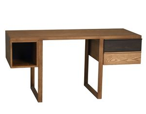 Swing 5003/F, Writing desk in ash wood