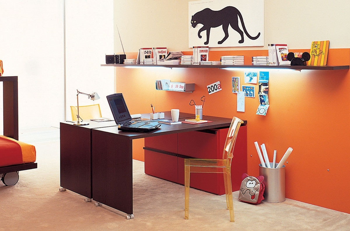 Swivel desk, Rotating desk, made to measure