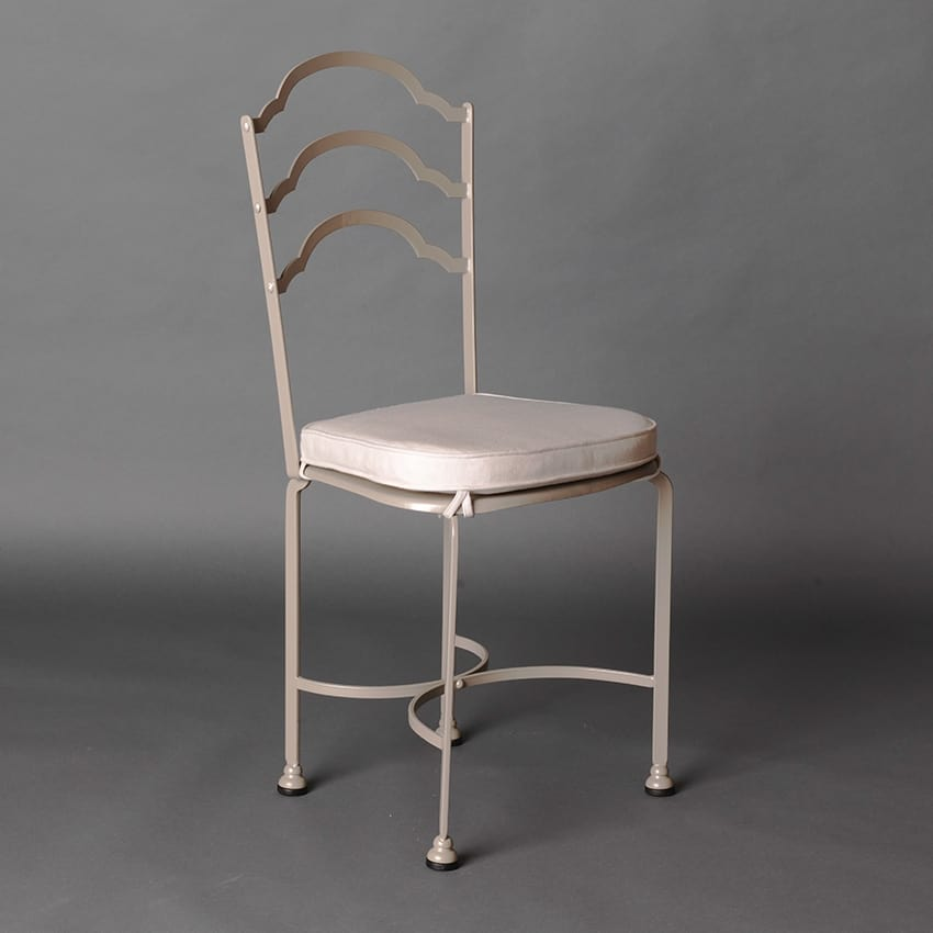 ARCHI GF4013CH, Outdoor wrought iron chair