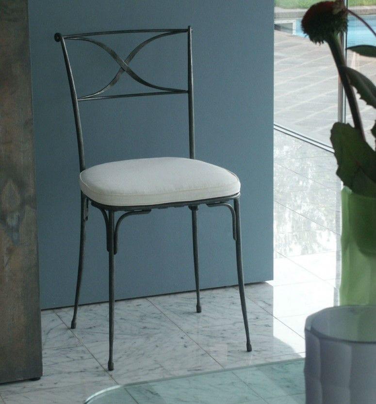 Diana, Outdoor iron chair