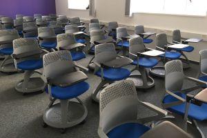 Training classrooms - Hungary