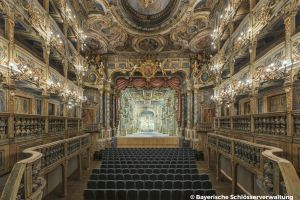 The Margraves Theater - Bayreuth